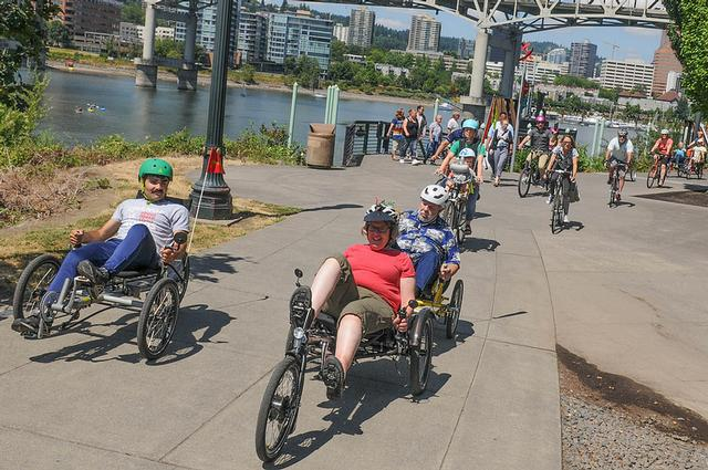 495f55656b9 FREE 3-Hour Rentals at Adaptive BIKETOWN throughout May to Celebrate Bike  Month