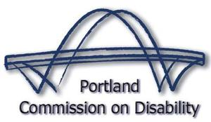 Portland Commission on Disability Logo