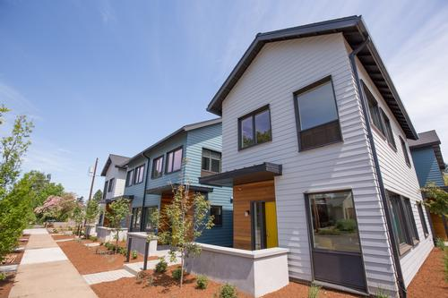City Of Portland Unveils New Meadows Affordable Housing Community