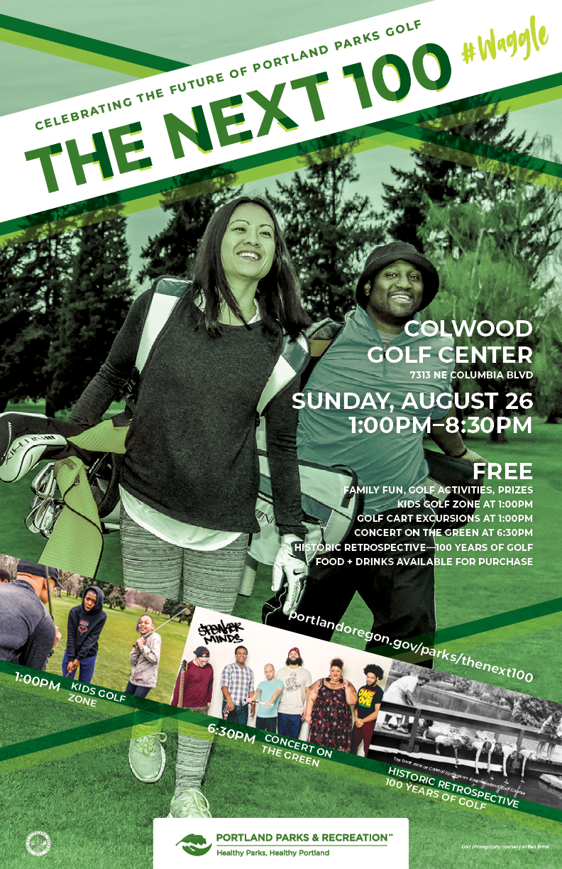 The NEXT 100 - August 26 at Colwood Golf Center