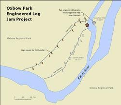 Oxbow 2018 project map
