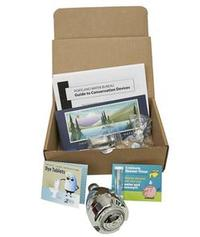 Water conservation kit