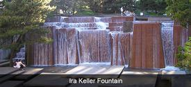 Photo of Ira Keller Fountain