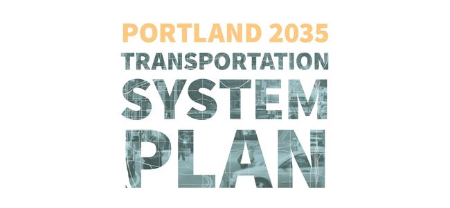 Transportation System Plan (TSP) | The City of Portland, Oregon