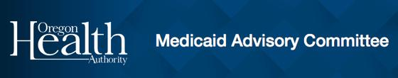 Oregon's Medicaid Advisory Committee logo