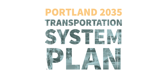 Transportation System Plan logo
