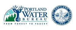 Portland Water Bureau and City of Portland logos