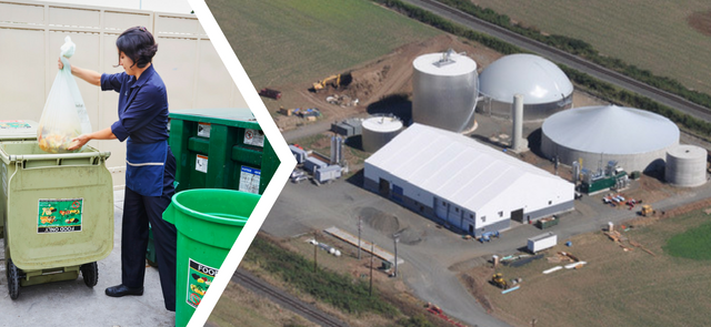 JC Biomethane digester facility