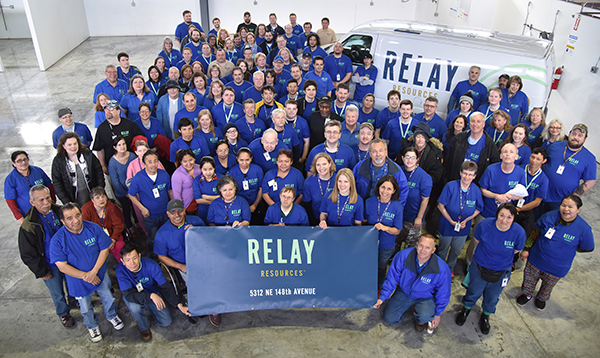 Relay Resources staff