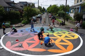 Intersection Paintings