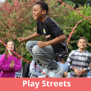 Play Streets permitting