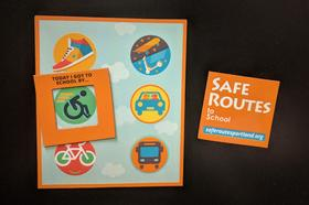 Safe Routes to School magnet