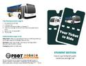 Transit guide for middle schoolers