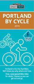 Portland By Cycle brochure cover