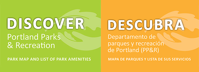 Discover map covers in English and Spanish