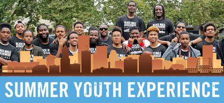 Photo of Summer Youth Experience attendees, 2017