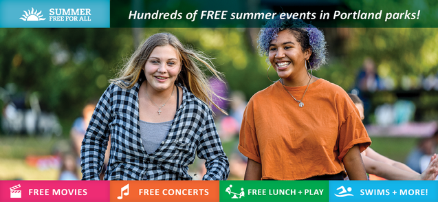 Summer Free For All Attendees