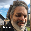 George's walking story
