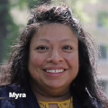 Myra's walking story