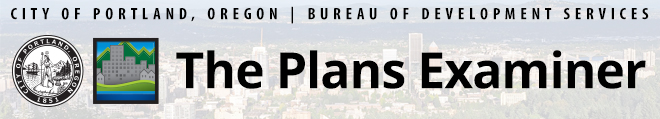 Plans Examiner banner.