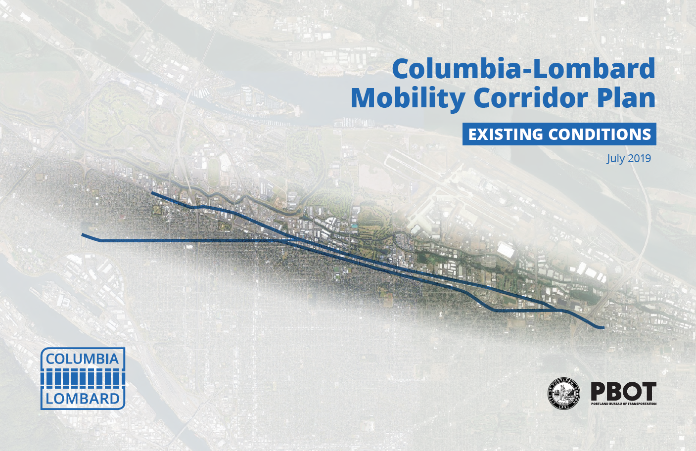 Columbia Lombard Existing Conditions Cover