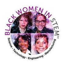black women in stem logo