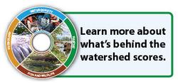 Link to introduction page on watershed report cards