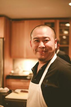 Kyo Koo, Head Chef of Danwei Canting