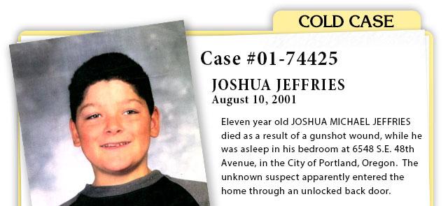 Cold Case Homicide Detail | The City of Portland, Oregon