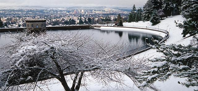Mt  Tabor Reservoirs Preservation Project   The City of
